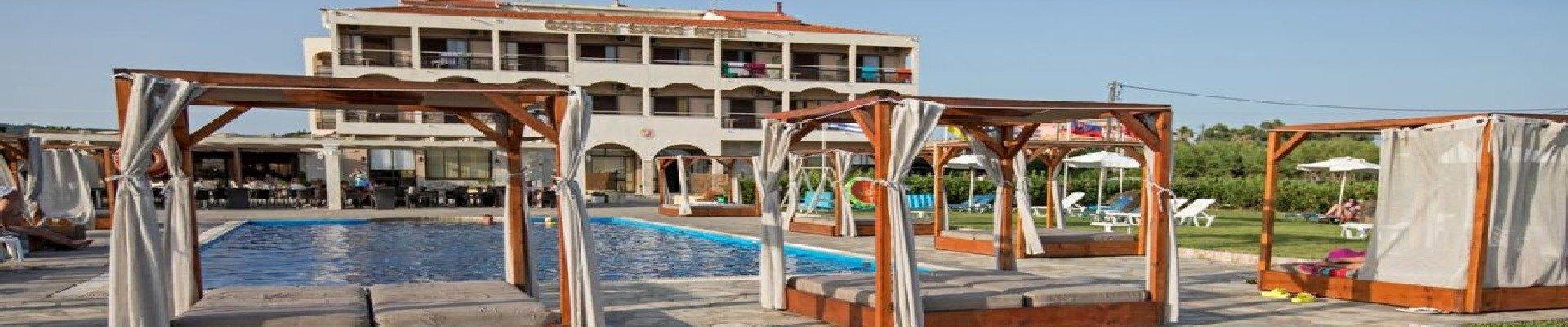 Hotel Golden Sand header