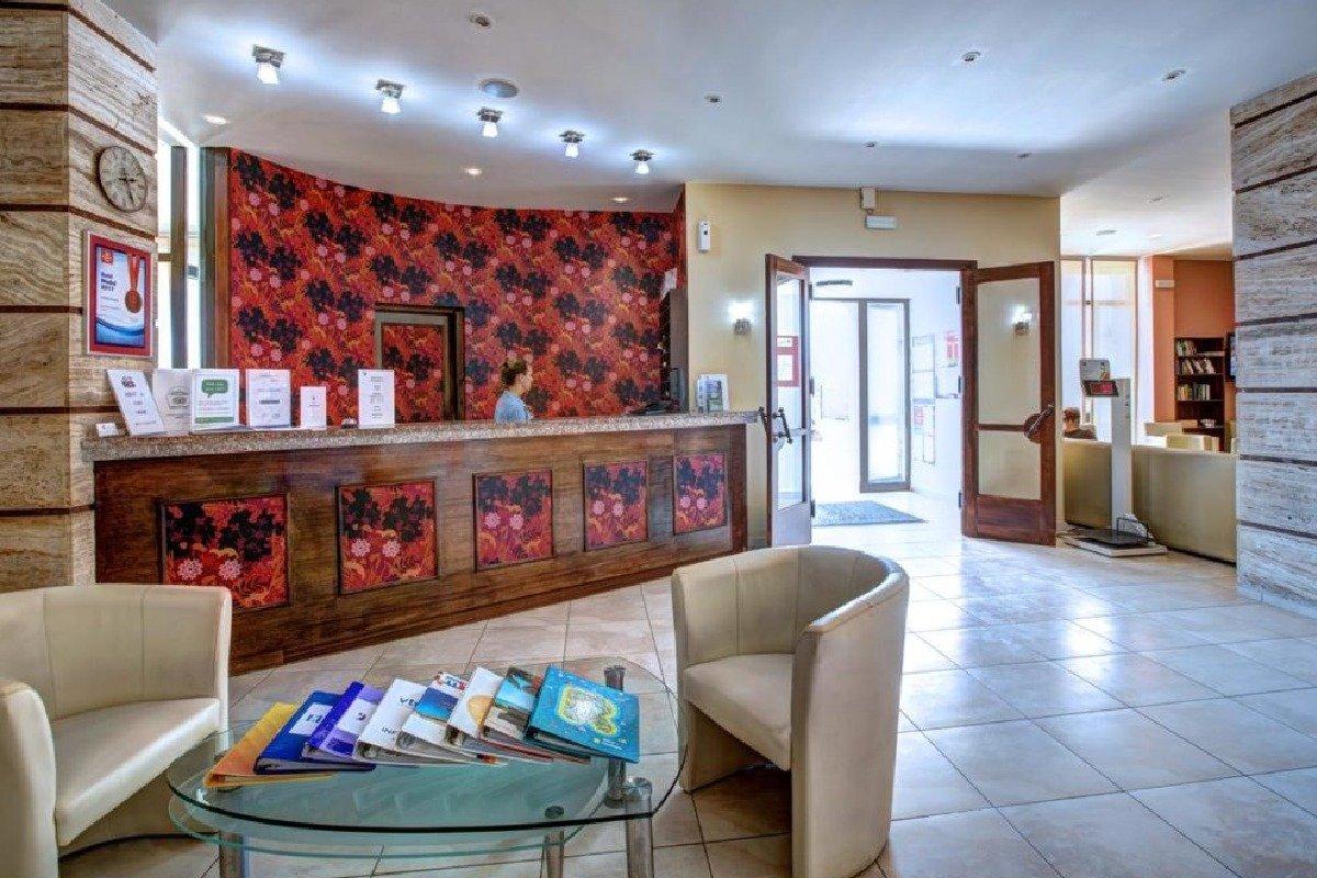 Hotel Corfu Golden Sands recepcija