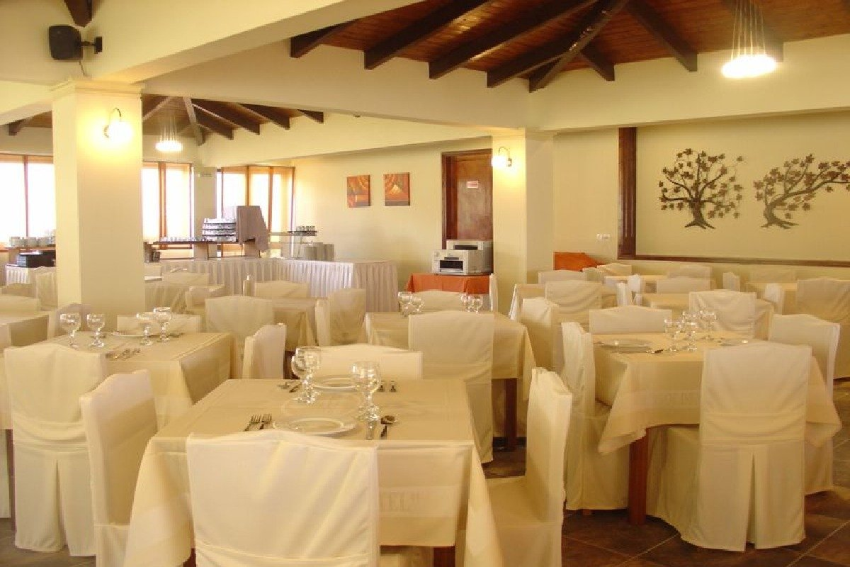 Hotel Corfu Golden Sands restoran