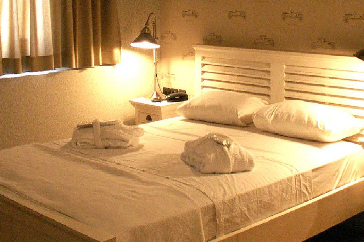 Hotel Despotiko Apartment soba