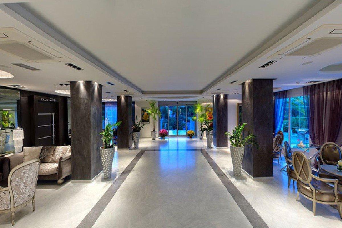 Hotel Elinotel Apolamare lobi