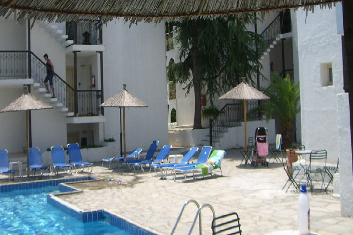 Hotel Esperides ležaljke
