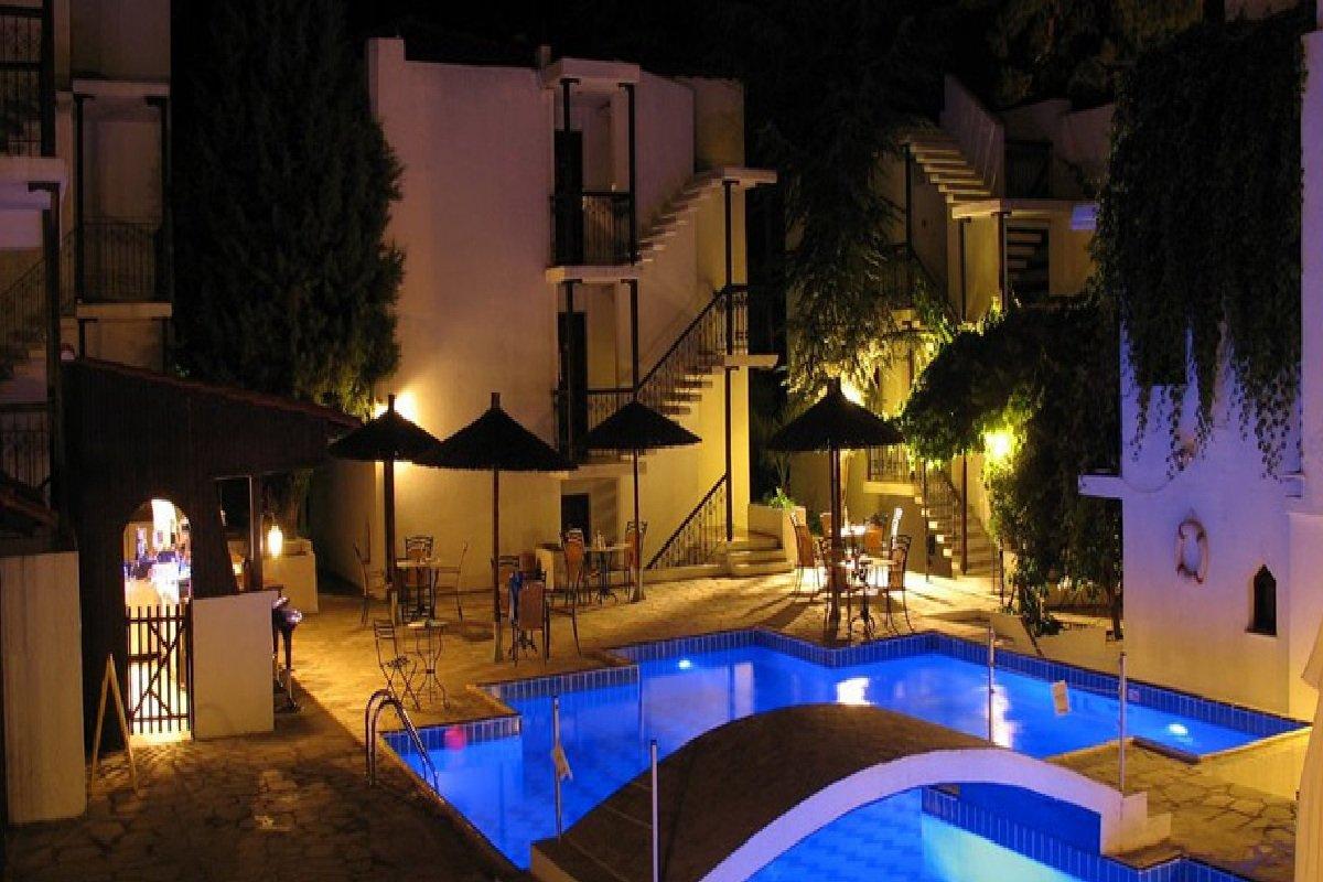 Hotel Esperides Limenas