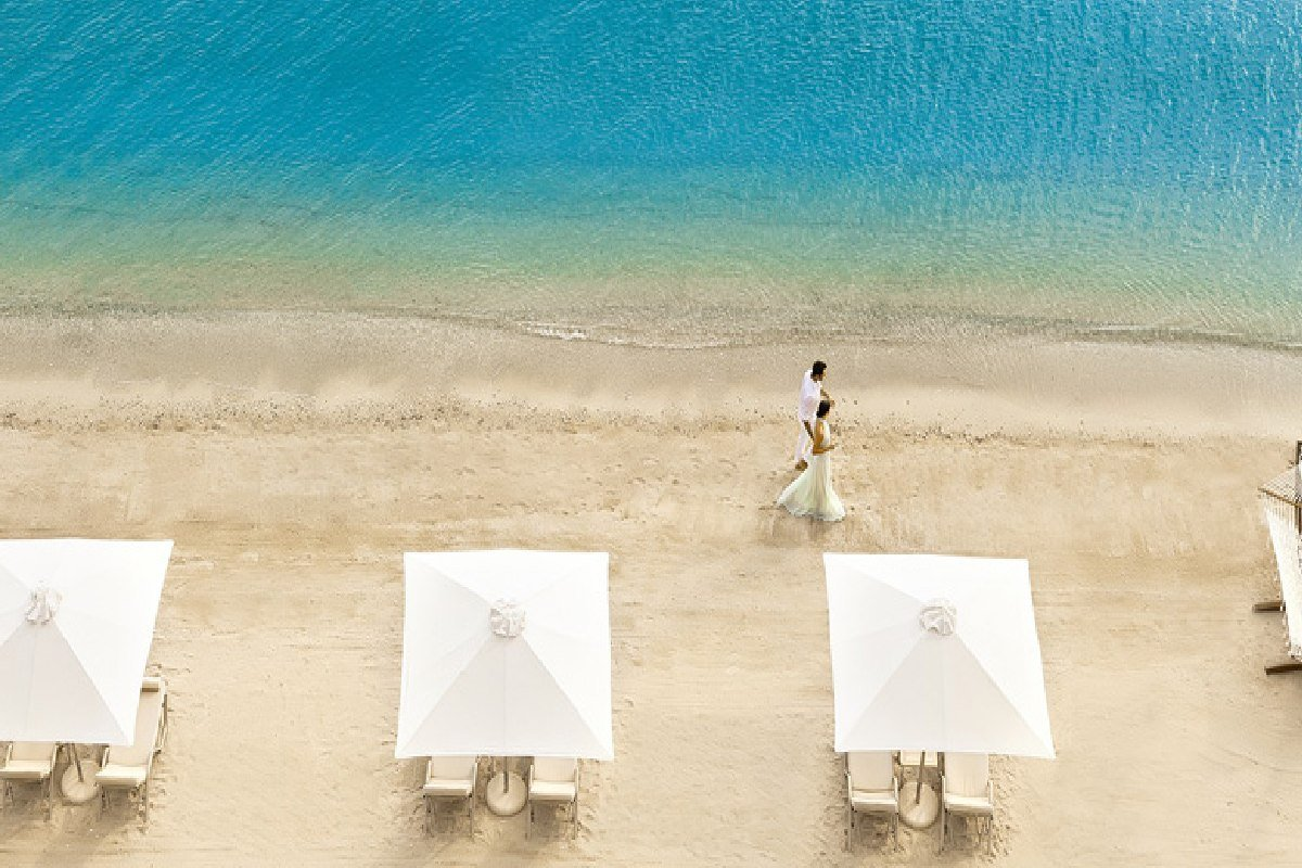 Hotel Ikos Olivia plaža