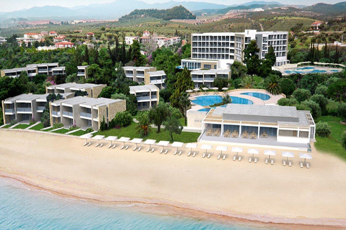 Hotel Ikos Olivia resort