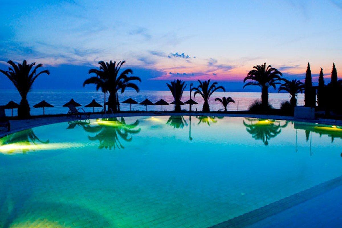 Hotel Lily Ann Beach letovanje Sitonija