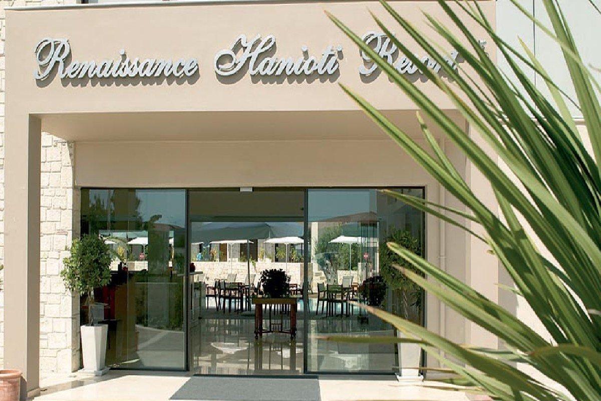 Hotel Renaissance Hanioti Resort ulaz
