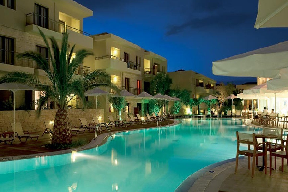 Hotel Renaissance Hanioti Resort smeštaj