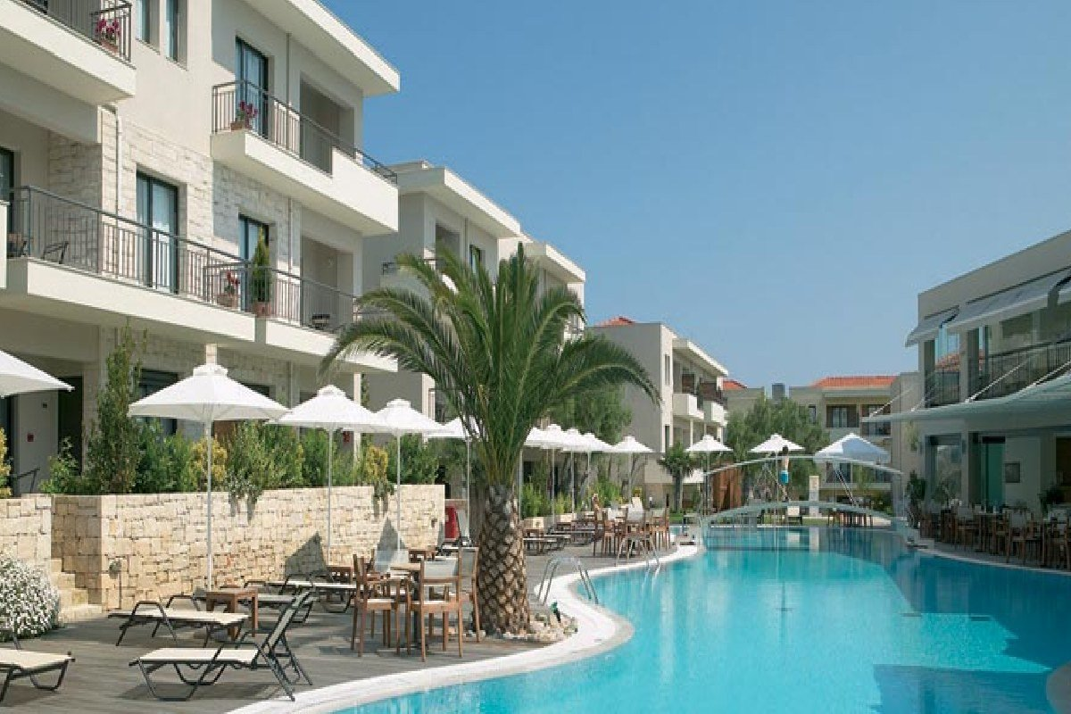 Hotel Renaissance Hanioti Resort letovanje