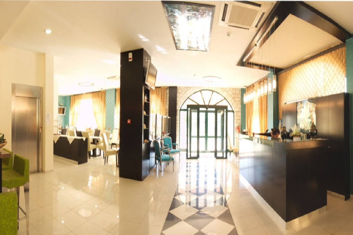 Hotel Sivota lobi