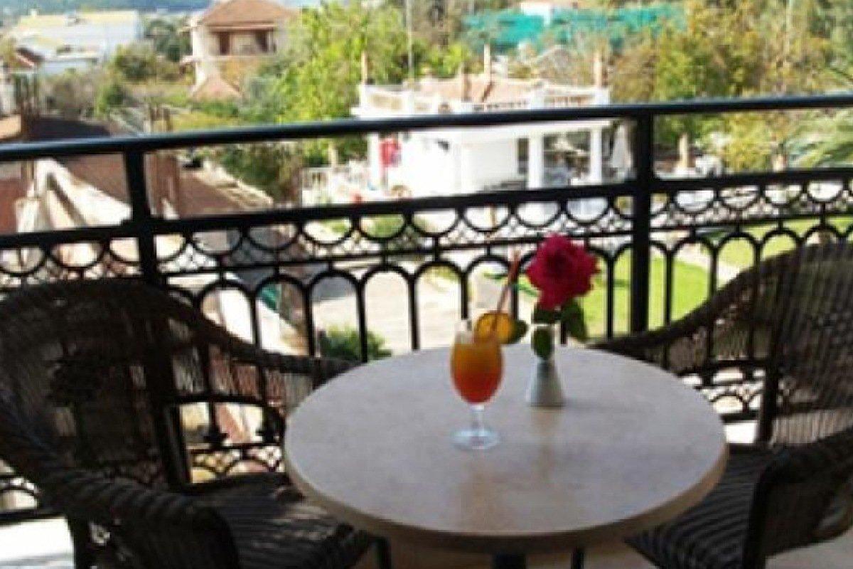 Hotel Sivota balkon