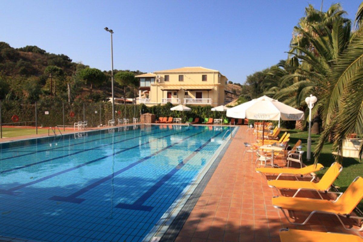 Hotel Sivota baze