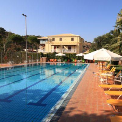 Hotel Sivota bazen