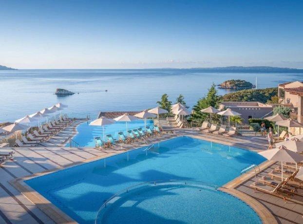 Hotel Sivota Diamond Resort bazen