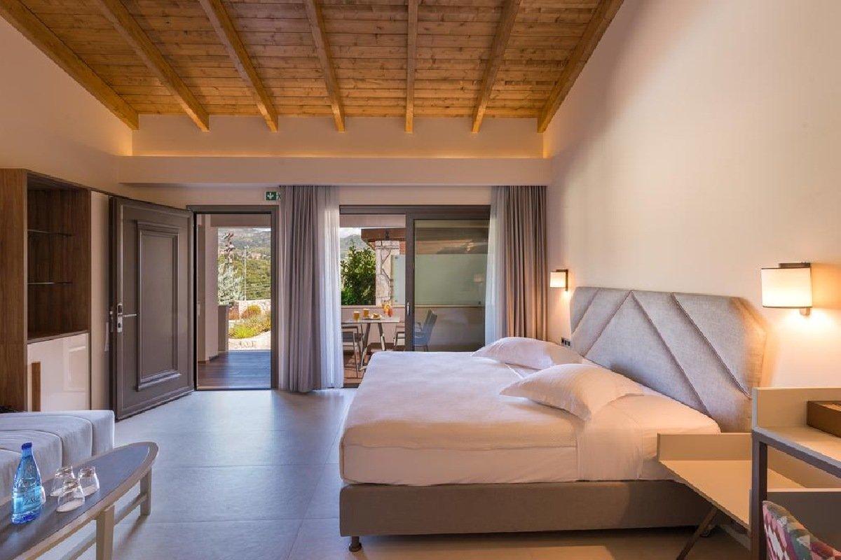Hotel Sivota Diamond Resort smeštaj