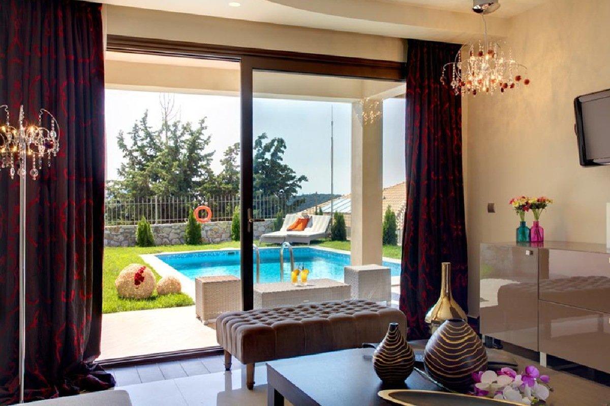 Hotel Sivota Diamond Resort junior suite
