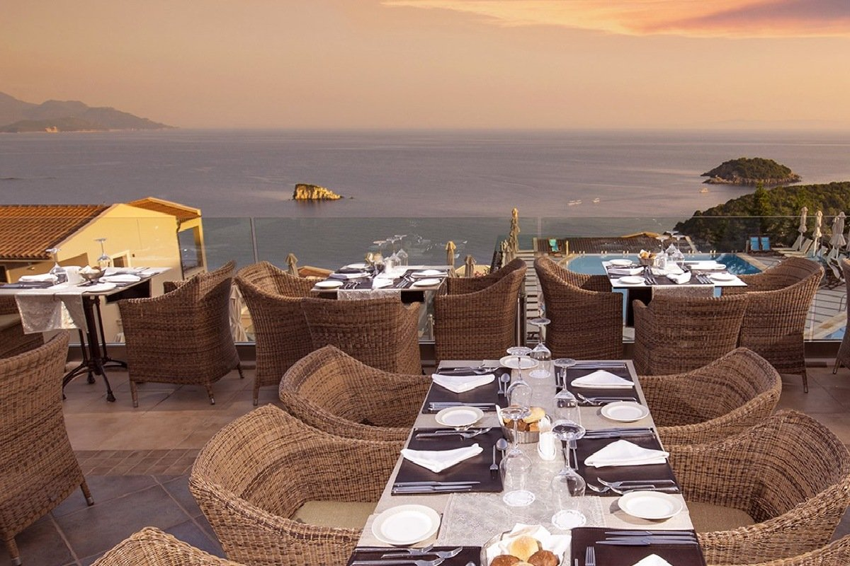 Hotel Sivota Diamond Resort restoran