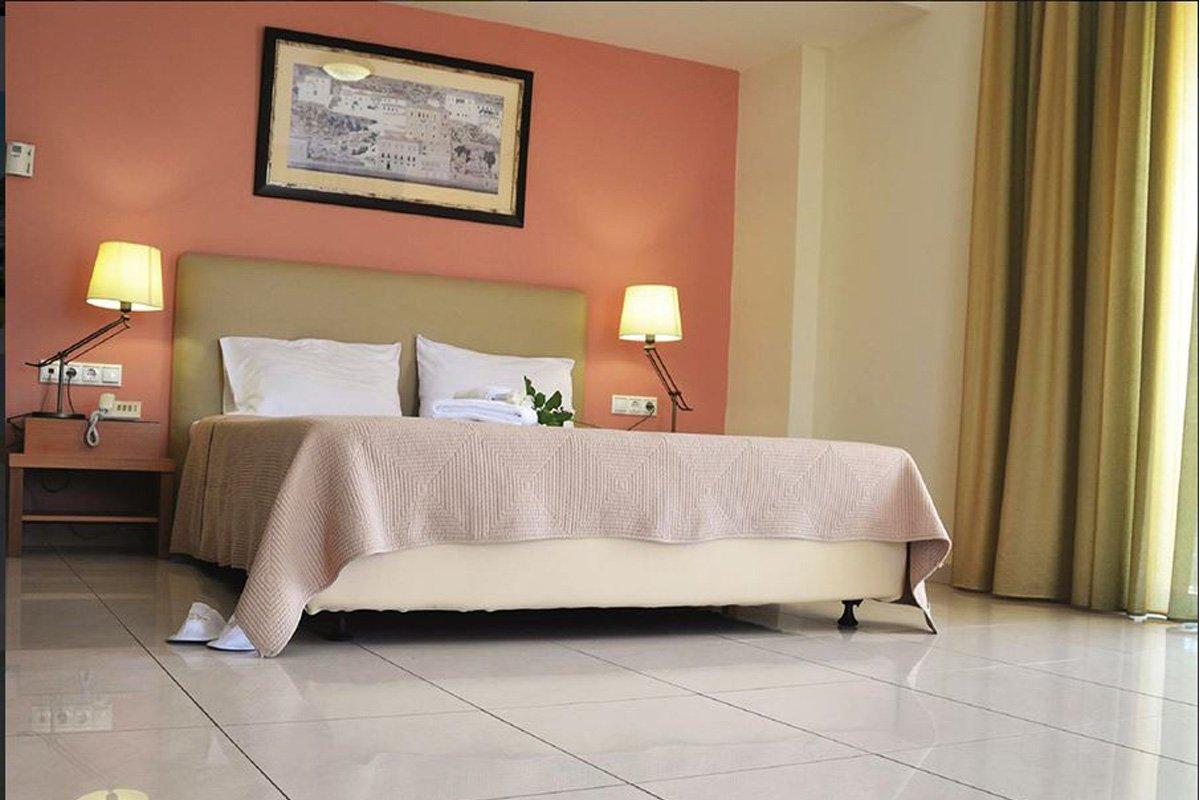 Rezervacija hotela Sivota