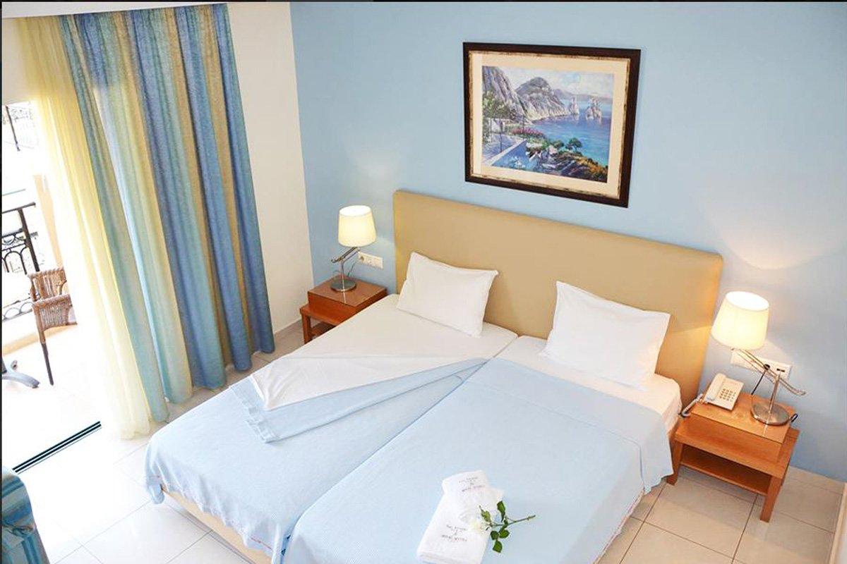 Hotelski smeštaj u Grčkoj