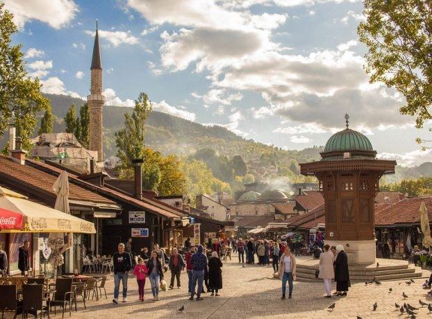 Sarajevo i Mostar
